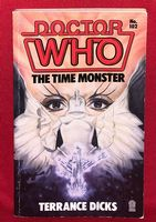 Doctor Who Target Novelisation No 102: The Time Monster - Paperback